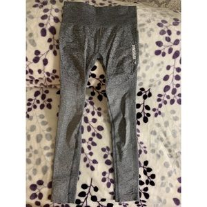 Gymshark Ombré Grey Leggings